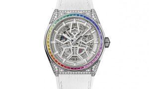 Бриллианты, сапфиры и титан: бренд Zenith представил новые роскошные часы