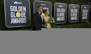Платье Дженнифер Лопес на «Золотом глобусе-2020» стало предметом для шуток в Сети