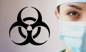 Коронавирусная инфекция в Китае: 1109 новых случаев, 118 смертей за сутки